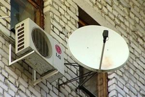 Документ: тех, кто не узаконит кондиционеры и антенны, вызовут в суд