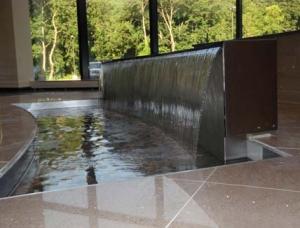 Искусственный водопад для дома и офиса