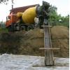 Бетон Раствор доставка миксером,    самосвалом услуги бетононасоса.