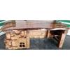 Большой письменный стол из массива ДУБА ! ! !