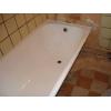 """Эмалировка ванн методом """"наливная ванна"""" (стакрил)"""
