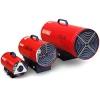 Тепловая пушка газовая (промышленный тепловентилятор)  Nikkey REF30 обогреватель/нагреватель