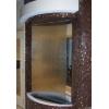 Водопады по стеклу и зеркалу в Гродно