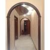 Арки межкомнотные,   арки деревянные,   деревянные порталы на входные и межкомнотные двери из массива ольхи и сосны