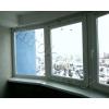 Балконные рамы раздвижные из ПВХ со стеклопакетом