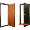 Металлические двери.  Продажа и установка
