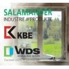 ОКНА ПВХ КВЕ, WDS, Salamander, Алюминиевые Балконные рамы