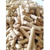 Пеллеты для котлов (древесные топливные гранулы) .  Светлые пеллеты,  зольностью 0, 3%.