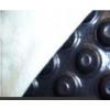 Тефонд Дрейн плюс мембрана из пвп с двойным замком,   и геотекстилем