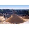 Песок штукатурный самосвалом 10-25 тонн,  доставка.