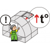 Сверхпрочная оцинкованная теплица «Сибирская АвтоИнтеллект XXL (ТРУБА 40- КА!          )          » 6x3x2
