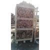 Колотые дрова дубовые