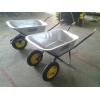 Тачка садово-строительная Shtenli 130-350 (1 колесо)