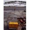 Установка для бестраншейной прокладки (ГНБ)  и замены трубопроводов МНБ-50