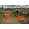Установка для бестраншейной прокладки (ГНБ)  и замены трубопроводов УНБ-20