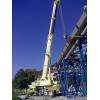 Вездеходный подъемный кран LIEBHERR LTM 1150-5. 1 / Код:  4039